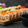 Restauracja sushi – miejsce, które warto odwiedzić w wakacje
